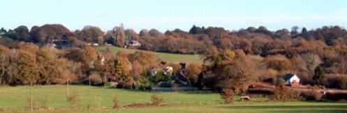 Corfe Mullen Village