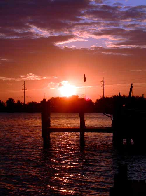 Conch Key, Florida - Sunrise